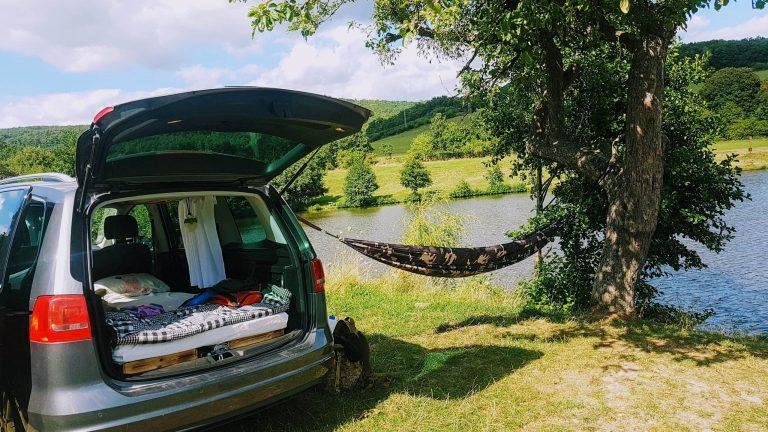 Analysis & rating of 30+ cars best for a car camping conversion
