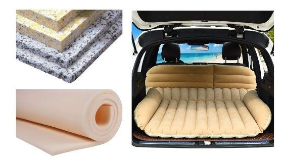 Car camping mattress or is there a better alternative?