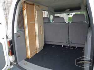 Caddy camper conversion diy 201