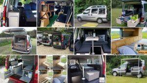 Microcamper pick of the month: Stealth campers – indistinguishable from any other car