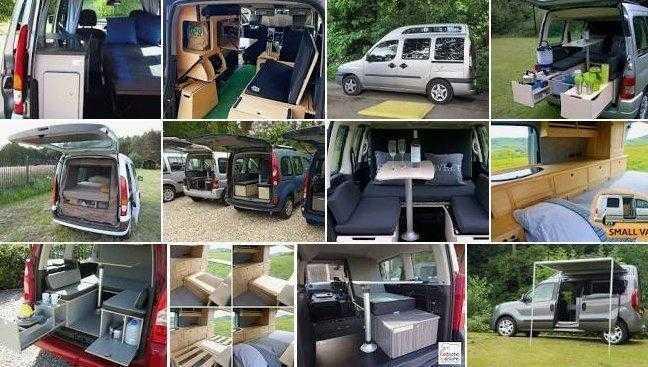 DIY microcamper conversion Jan 2021: Skoda Octavia & Subaru outback