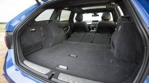 BMW 3 series boot trunk seats down 2015