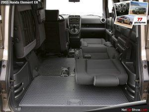 Honda element 2003 boot