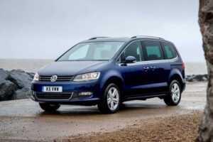 Sharan Camper: car camping in VW Sharan – microcamper conversion review