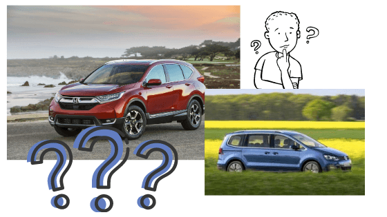 Best cars for car camping