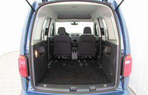 caddy 2015 seats removed