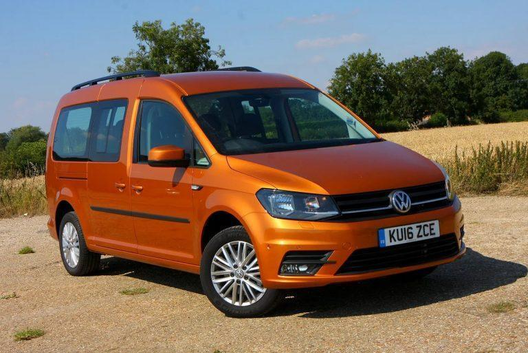 VW Caddy Camper: The best spacious & budget car camping option? Microcamper conversion review