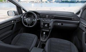 caddy maxi interior front