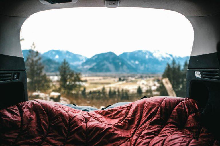 Best cars for car camping (microcamping) & DIY camping conversions