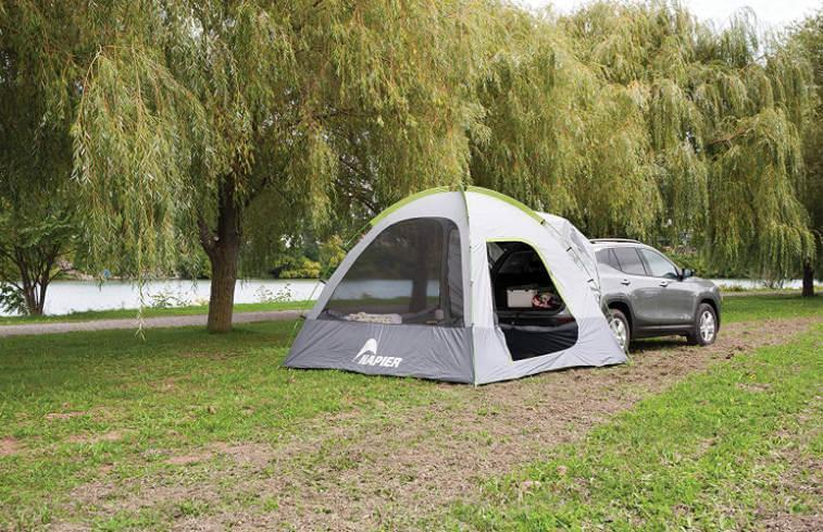 What car camping gear to take with you?
