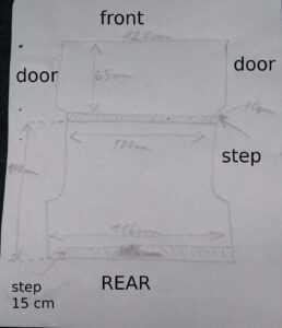 skoda octavia trunk boot dimensions