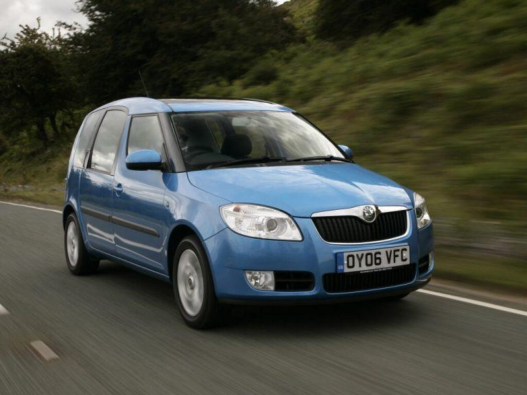 Skoda Roomster camper review – is it a good car for car camping?