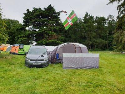 Car / SUV tents for car camping: why, where and top picks