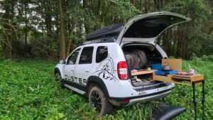 Dacia duster camper 10 1 1
